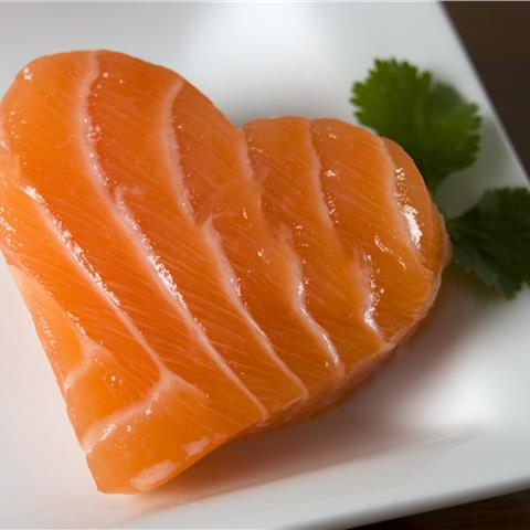 Eat oily fish to reduce heart disease risk