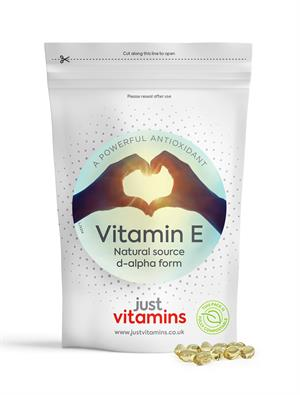 Buy Vitamin E (Natural) 400iu
