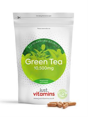 Buy Green Tea Standardised Extract 10,500mg