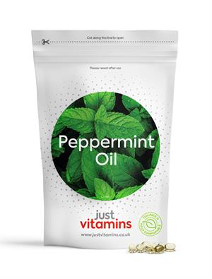 Buy Peppermint Oil 50mg