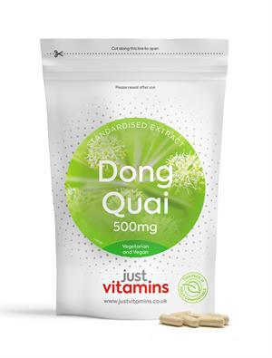 Buy Dong Quai (Anjelica) 500mg