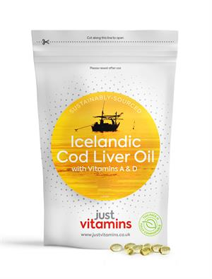Buy Cod Liver Oil 550mg