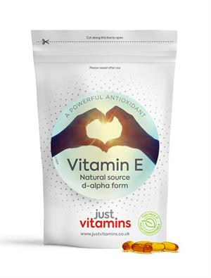 Buy High Strength Vitamin E (Natural) 1000iu