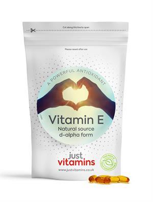 Buy High Strength Vitamin E (Natural) 1000iu