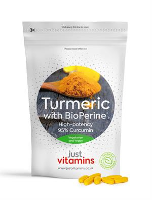 Buy Turmeric Extract + Bioperine® 10,000mg