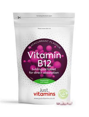 Buy Vitamin B12 1000mcg
