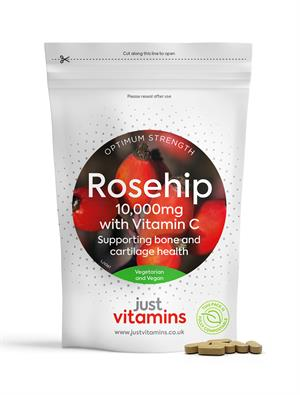 Buy High Strength Rosehip 10,000mg