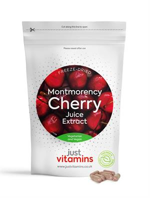 Buy Montmorency Cherry Juice Extract 4350mg