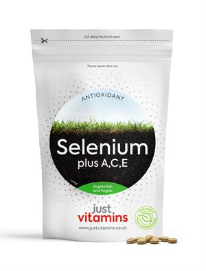 Buy Selenium plus A,C,E