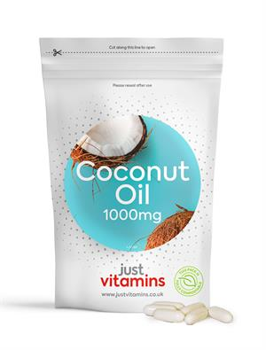 Buy Coconut Oil (Organic) 1000mg