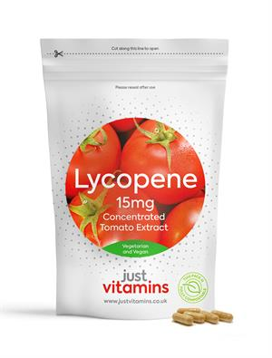 Buy High Strength Lycopene 15mg