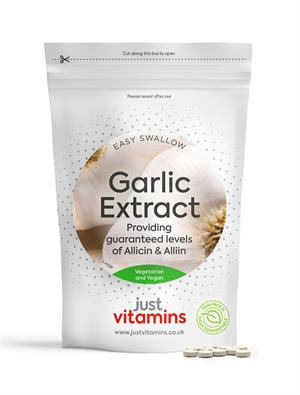 Buy Garlic Supplement 1400mg