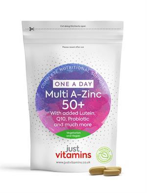 Buy Multi A-Zinc 50+