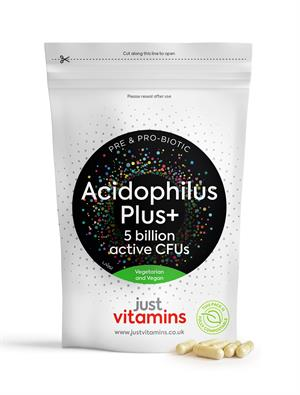 Buy Acidophilus Plus+ with Prebiotic