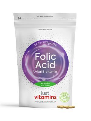 Buy Folic Acid 400mcg