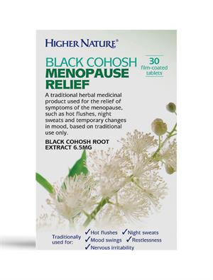 Buy Black Cohosh Menopause Relief