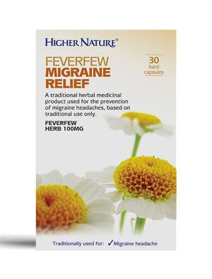 Buy Feverfew Migraine Relief