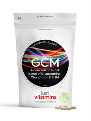 Buy GCM (Glucosamine, Chondroitin, MSM)