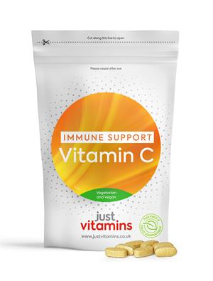 Buy Vitamin C 1000mg with Bioflavonoids, Rosehip & Acerola