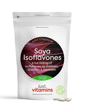 Buy Soya Isoflavones 100mg