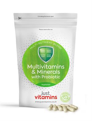 Buy Multivitamins Probiotic