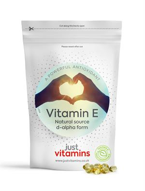 Buy Vitamin E (Natural) 200iu